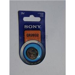 SONY CR-2032