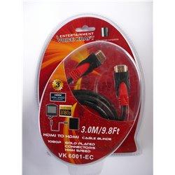 KABEL HDMI-HDMI VK 3M BLISTER
