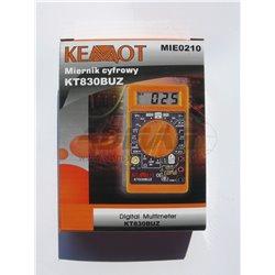 MIERNIK CYFROWY M830BUZ KEMOT