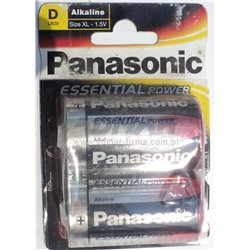 PANASONIC LR20