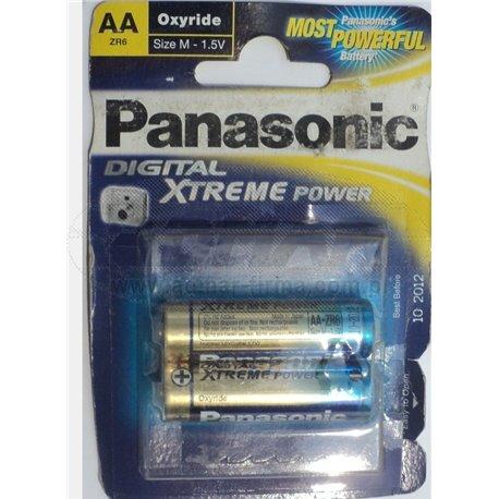 PANASONIC ZR6 OXYRIDE