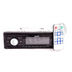 Radio Samochodowe MP3 USB SD RCA [VK] 6214