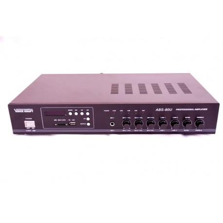 WZMACNIACZ PA80W ABS-80U