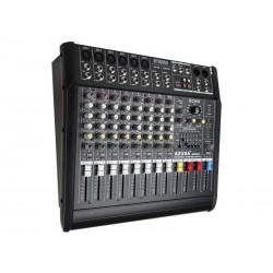 MIKSER PMQ-2110+WZM.2X250W