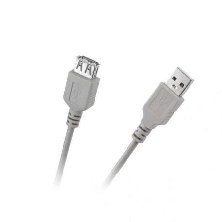 KABEL USB TYP A WTYK-GN.0,8M - KPO2783-0,8