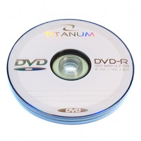 DVD-R TITANUM X16 CAKE-50