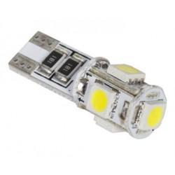 ŻARÓWKA SAMOCHODOWA LED T10 12V CANBUS - ZAR0380