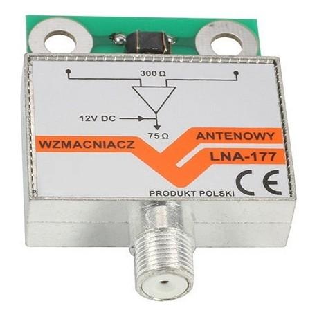 WZMACNIACZ ANTENOWY LNA-177