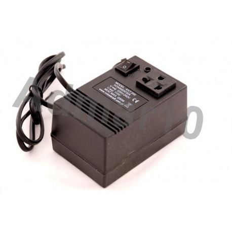 KONWERTER NAPIĘCIOWY 230V/110V 200W [Voice Kraft] KXT 200