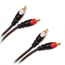 KABEL CINCH-CINCH 1.8M 2XRCA - 2XRCA [Voice Kraft] - VK30984