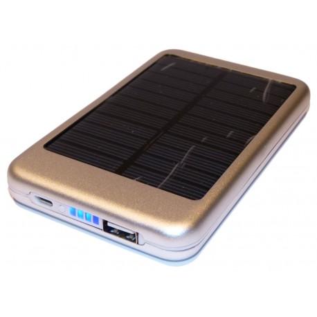 POWER BANK-SOLAR 5000mA - 6000 T