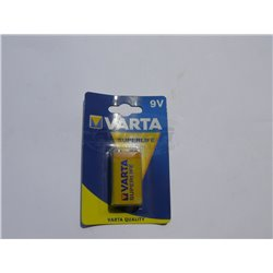 VARTA SUPERLIFE 6F22/9V