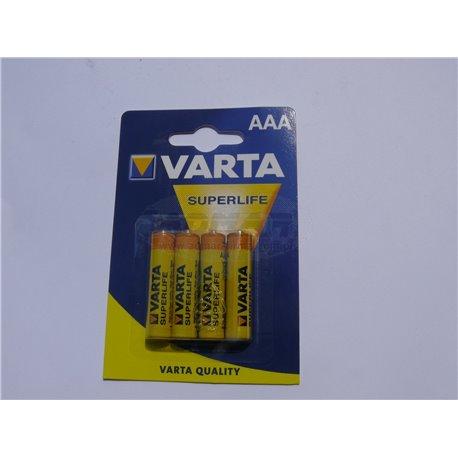VARTA SUPERLIFE R3/4