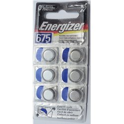 ENERGIZER AC675/6